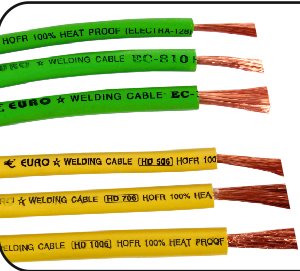 WELDING CABLES (HOFR)