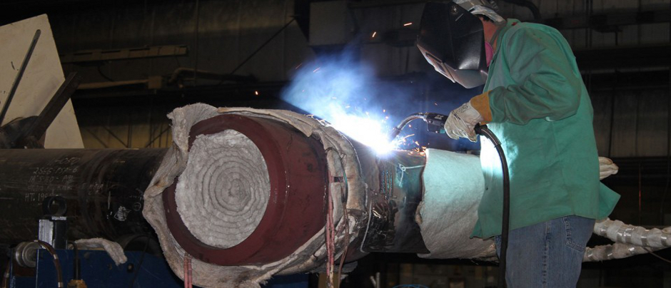 GMAW or Gas Metal Arc Welding