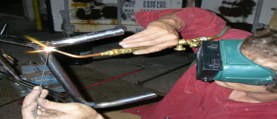 Gas or Oxy Acetylene Welding And Cutting