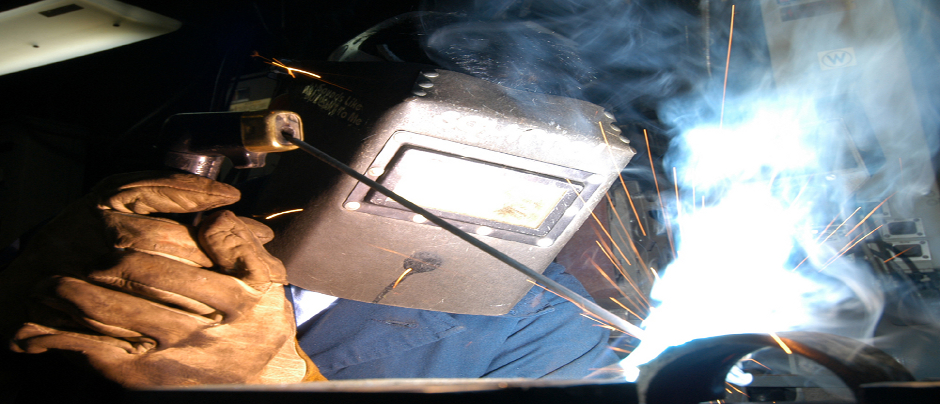 Arc Welding or SMAW